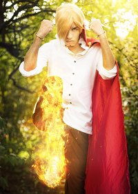 Cosplay-Cover: Sanji Vinsmoke [Whole Cake Island]