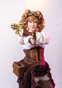 Cosplay-Cover: Amelia D'Elain (Steampunkgirl)