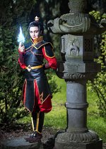 Cosplay-Cover: Prinzessin Azula (Buch Feuer)