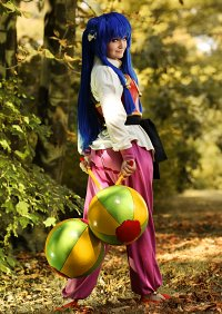 Cosplay-Cover: Shampoo - Battle Outfit