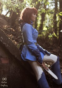 Cosplay-Cover: Nausicaä (Sea of Corruption)
