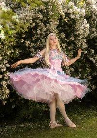 Cosplay-Cover: Prinzessin Odette (Ballettkleid)