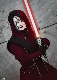 Cosplay-Cover: Darth Kaleen (Nightsister; Sith)