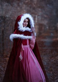 Cosplay-Cover: Belle (Winter)