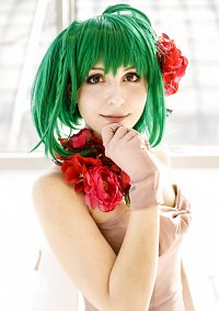 Cosplay-Cover: Ranka Lee (Leaves Gown)
