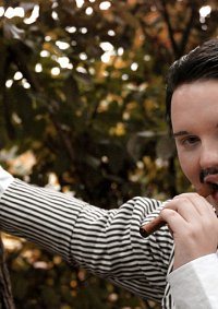 Cosplay-Cover: Gomez Addams (The Addams Family)