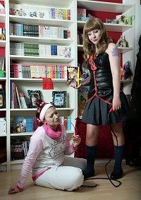 Cosplay-Cover: Nika Tamiya ON/OFF Modus