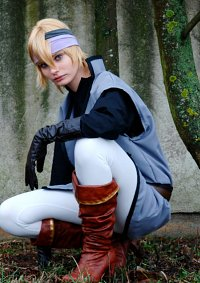 Cosplay-Cover: Alec