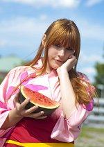 Cosplay-Cover: Mikuru Asahina - Kimono