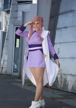 Cosplay-Cover: Lacus Clyne - Battle Dress
