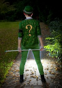 Cosplay-Cover: Riddler