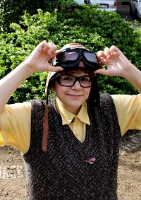 Cosplay-Cover: Carl Fredricksen [Pixar's Oben]