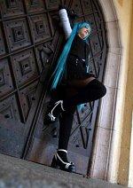 Cosplay-Cover: Miku Hatsune << Poker FaCe
