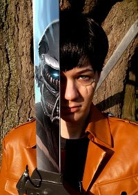 Cosplay-Cover: Bertholdt Fubar [Scouting Legion]