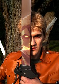Cosplay-Cover: Reiner Braun [Scouting Legion]