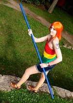 Cosplay-Cover: Nami Strong World I (Movie 10)