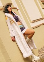Cosplay-Cover: Nico Robin ~ Miss All Sunday