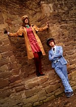 Cosplay-Cover: Detective Jester