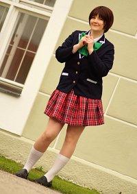 Cosplay-Cover: Kumin Tsuyuri [Schuluniform]