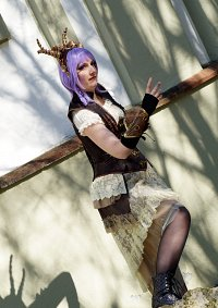 Cosplay-Cover: Steampunk Dragon