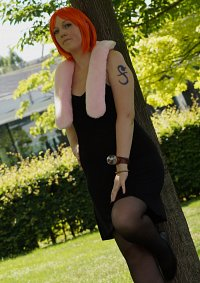 Cosplay-Cover: Nami ~ Strong World (Mafia)
