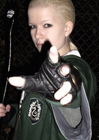 Cosplay-Cover: Draco Malfoy [Quidditch]