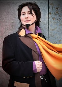 Cosplay-Cover: Alfred Vint Svent aka Alvin [ToX 2]