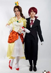 Cosplay-Cover: Rin Matsuoka - Butler Version