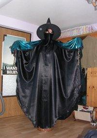 Cosplay-Cover: abgewandelter Black Mage