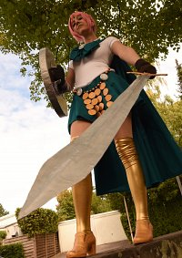 Cosplay-Cover: Sailor Dressrosa