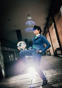 Cosplay-Cover: Shinichi Kudo [School]