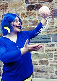 Cosplay-Cover: Dorie (Findet Nemo)