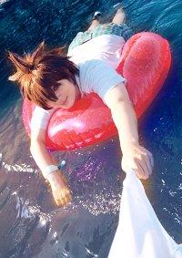 Cosplay-Cover: Tsunayoshi Sawada [Summer Outfit]
