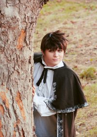 Cosplay-Cover: Jackson Overland Frost