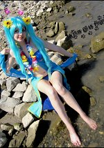 Cosplay-Cover: Poolparty Sona