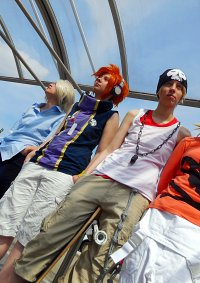 Cosplay-Cover: Neku