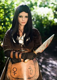 Cosplay-Cover: Alice Liddell (Steamdress)