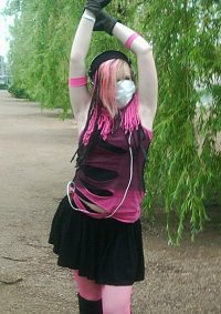 Cosplay-Cover: PINK!