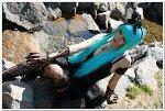 Cosplay-Cover: Hatsune Miku- Dark Dress