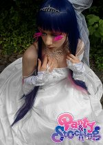 Cosplay-Cover: Stocking Anarchy - Wedding Dress