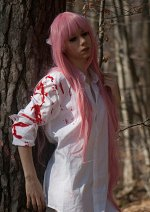 Cosplay-Cover: Lucy/Nyu- Blood Shirt Version