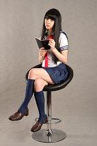 Cosplay-Cover: Saya Irino [young School Girl]