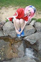 Cosplay-Cover: Sakura Haruno- Basic(young)