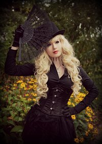 Cosplay-Cover: Black Rose