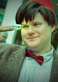 Cosplay-Cover: Eleventh Doctor (The Pandorica Opens)