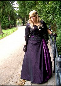 Cosplay-Cover: Narcissa Malfoy