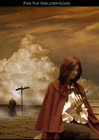 Cosplay-Cover: Albus Dumbledore (jung/Leisure Design)