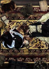 Cosplay-Cover: Albus Dumbledore (jung / Golden Age)