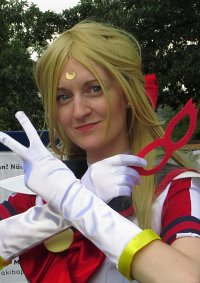 Cosplay-Cover: Sailor V