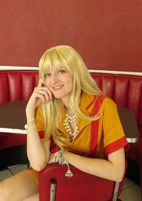 Cosplay-Cover: Caroline Channing - 1 Broke Girl